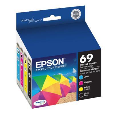 Epson WorkForce 40 Ink Cartridges