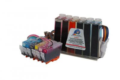 Continuous Ink Supply System (CISS) for Canon IP6600D/ip6700D