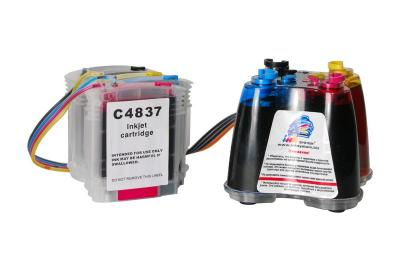 Continuous ink supply system (CISS) HP Colour Inkjet CP1700 (10, 11)