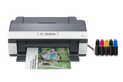 Epson Stylus T1100 Inkjet Printer with CISS