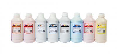 Set of dye-based ink INKSYSTEM 1000 ml for R1900 (8 colors)