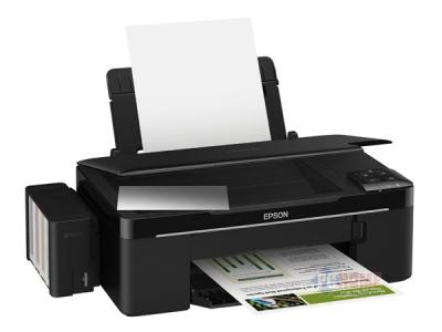 All-in-one Epson L200 with original CISS
