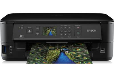 Epson Stylus Office SX535WD All-in-one InkJet Printer with CISS