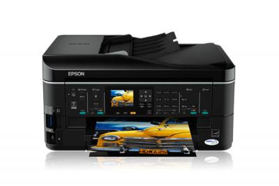 Epson Stylus SX620FW All-in-one InkJet Printer with CISS