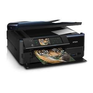 Epson Stylus Photo PX830FWD All-in-one InkJet Printer with CISS