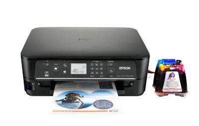 Epson Stylus Office BX525WD All-in-one InkJet Printer with CISS