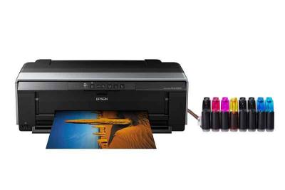 Epson Stylus Photo R2000 Inkjet Printer with CISS