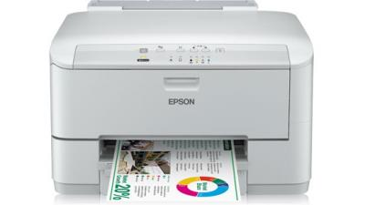 Printer Epson WorkForce Pro WP-4015DN with refillable cartridges