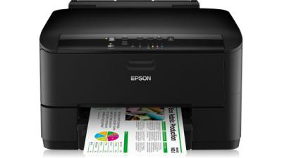 Printer Epson WorkForce Pro WP-4025DW with refillable cartridges