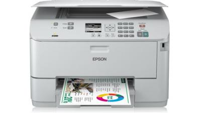 Printer Epson WorkForce Pro WP-4515DN with refillable cartridges