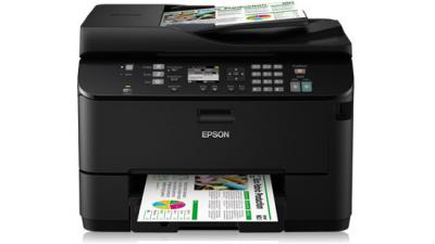 Epson WorkForce Pro WP-4535DWF with refillable cartridges