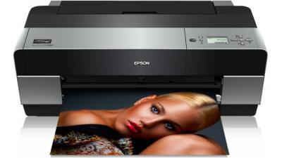 Epson Stylus Pro 3880 with CISS