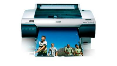  Epson Stylus Pro 4450 with CISS