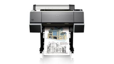  Epson Stylus Pro 7700 with CISS