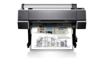  Epson Stylus Pro 9700 with CISS