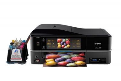 Epson Artisan 835 All-in-one InkJet Printer with CISS