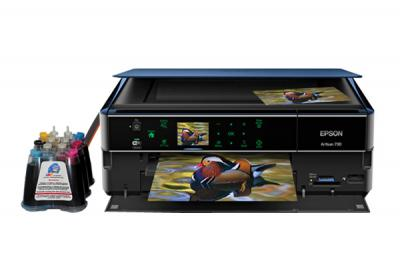 Epson Artisan 730 All-in-one InkJet Printer with CISS